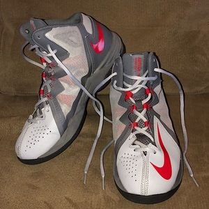 brand new 9f25d ad428 Men s Nike Red Basketball Shoes on Poshmark